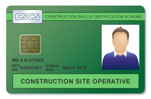 CSCS in Tamworth