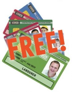 Free CSCS Cards